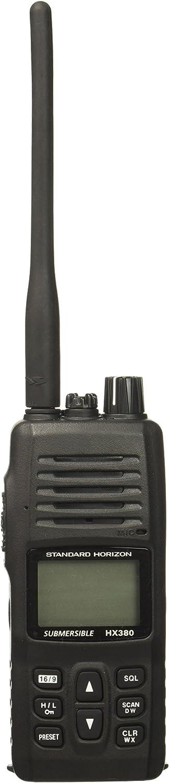 """Standard Horizon HX380 1.5"""" Standard Handheld VHF"""