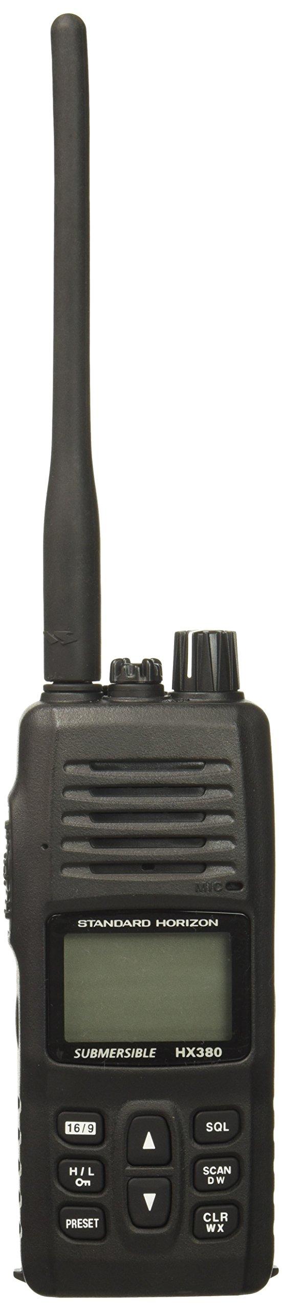 Standard Horizon HX380 1.5'' Standard Handheld VHF