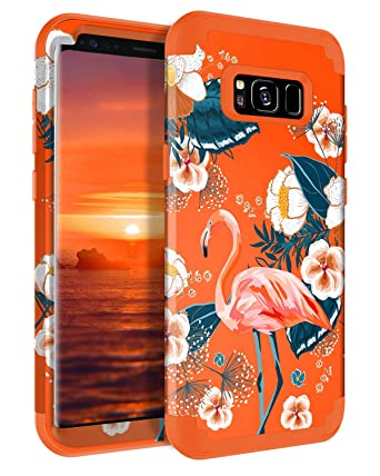 Amazon.com: Casetego - Carcasa para Samsung Galaxy S8 (tres ...