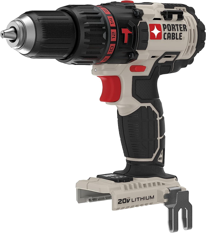 Porter-Cable 20V MAX Hammer Drill