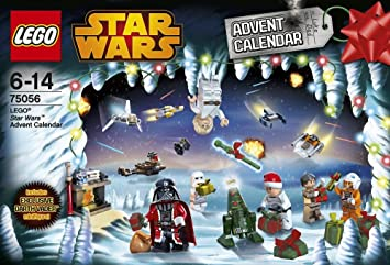 LEGO Star  Advent Calendar dp BHFOCCUK