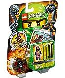 Lego 9572 Ninjago - NRG Cole