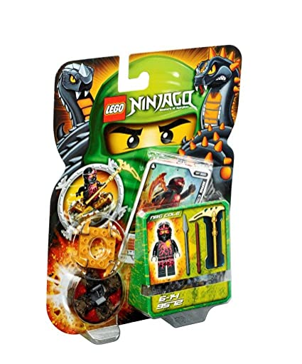 LEGO Ninja Go NRG Call 9572 (Japan Import)
