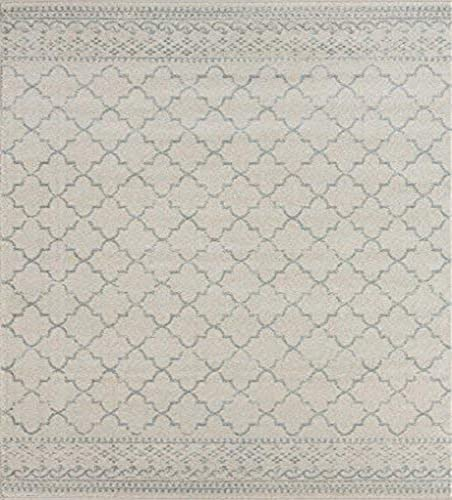 Rugs and Decor FRM-AMZ- 321-8×11 Farmhouse Area Rug Linen
