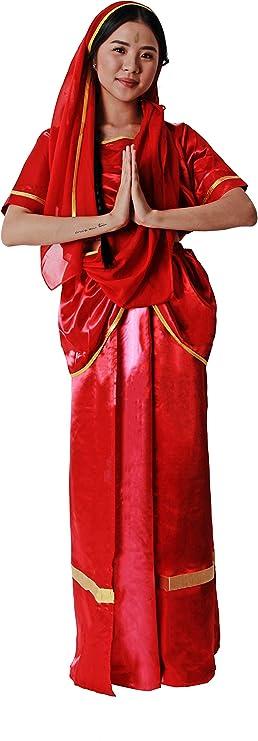 Costumizate! Disfraz de Hindú Adultos Especial para Fiestas de ...