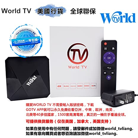 Review 2018 NewTV BOX Support
