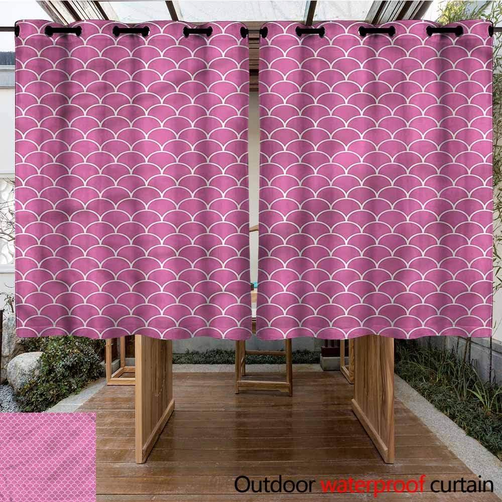 Sunnyhome Cortina para Puerta corredera, diseño de Mosaico ...