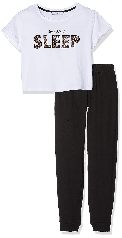 c5938409d9 New Look Girl s Pyjama Top  Amazon.co.uk  Clothing