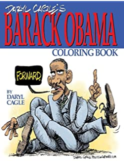 Barack Obama Coloring Book: Gary Zaboly: 0800759473205: Amazon.com ...
