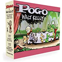 Pogo: The Complete Syndicated Comics Strips: Vols. 7 & 8 Gift Box Set