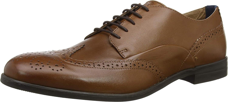 H by Hudson Aylesbury, Zapatos de Cordones Brogue para Hombre