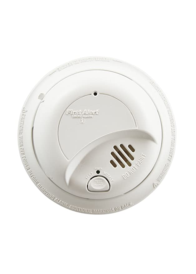 Hardwired Smoke Detector And Wire Wiring Diagrams on