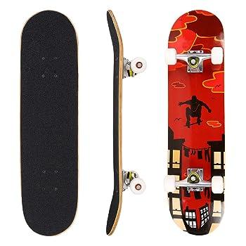 ANCHEER Pro Skateboard