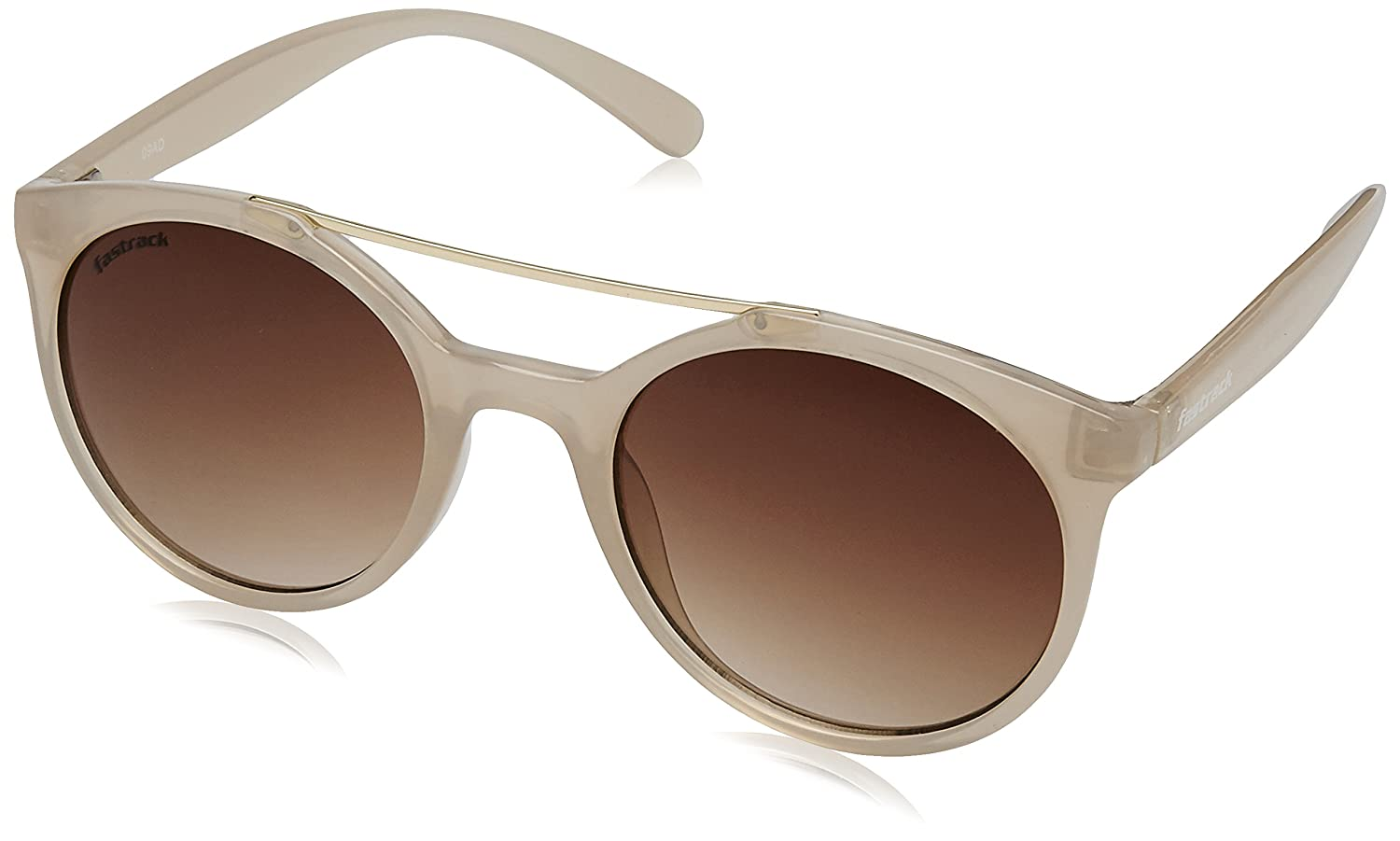Fastrack UV Protected Round Women's Sunglasses