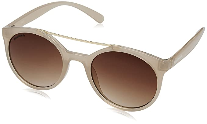 3c9bdb24a7f Image Unavailable. Image not available for. Colour  Fastrack UV Protected Round  Women s Sunglasses ...
