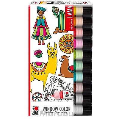 Marabu Kreativfarben Window: Juguetes y juegos