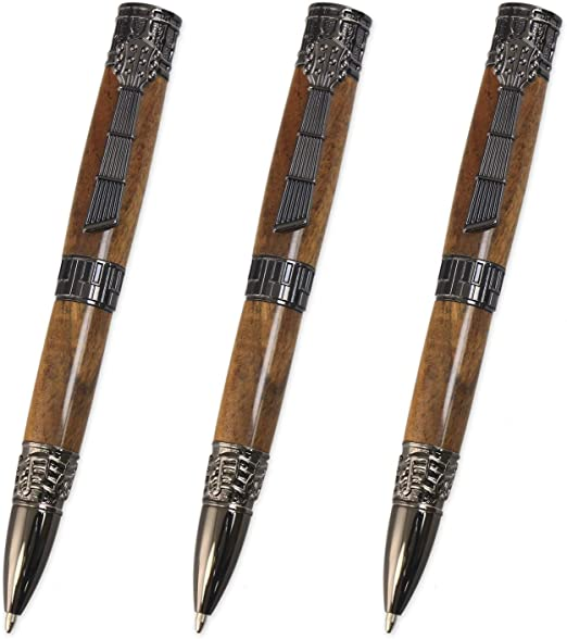 Woodturning Lathe Pen Making Bushes Purse Pen
