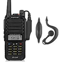 Baofeng GT-3WP Talkie Walkie Professionnel Étanche IP67 Radio VHF UHF Émetteur-récepteur