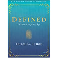 Defined - Teen Girls' Bible Study Book: Who