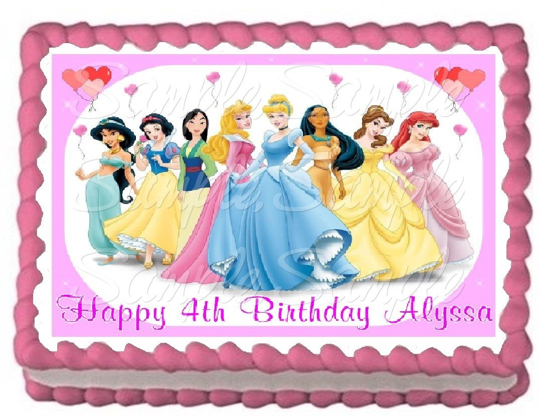 princess cake toppers disney princess cake topper target princess