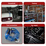 Adjustable Adjustable 8-44mm Range Worm Gear