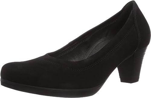 Gabor Shoes 02.080_Gabor Damen Plateau Pumps