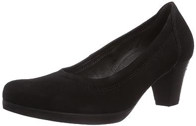 fa62519f71ba Gabor Shoes 02.080 Gabor Damen Plateau Pumps  Gabor Comfort  Amazon ...