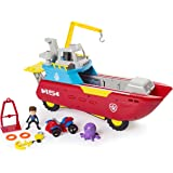 Paw Patrol Sea Patrol - Sea Patroller Transforming Vehicle with Lights and Sounds