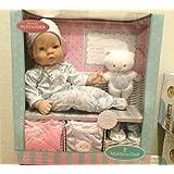 "Madame Alexander 16"" Middleton Baby Doll Newborn Nursery Set - Caucasian"