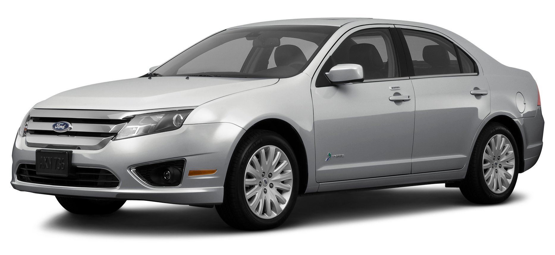 2011 ford fusion hybrid 4 door sedan front wheel drive