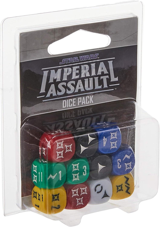 Edge Entertainment - Star Wars Imperial Assault, Set de Dados ...