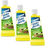Carbona Stain Devils® #6 – Grass, Dirt & Make-Up | Professional Strength Laundry Stain Remover | Multi-Fabric Cleaner…