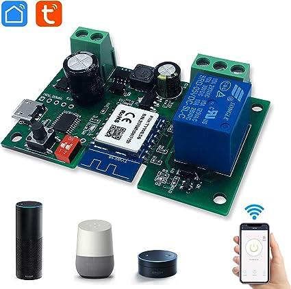 Interruttore Alimentazione Telecomando Wireless DC 12V-24V 18 Canali