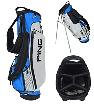 cef3bc3c3aac Ping 4 Series II Stand Bag Golf Bag  Amazon.co.uk  Sports   Outdoors