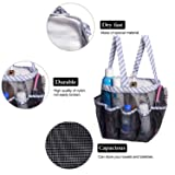 Attmu Mesh Shower Caddy, Quick Dry Shower Tote