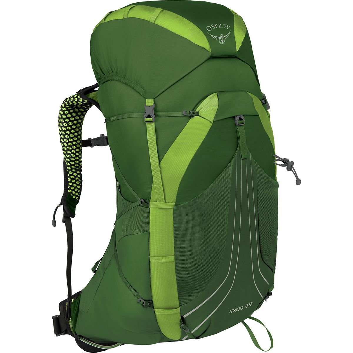 Osprey Packs Exos 58 Backpacking Pack