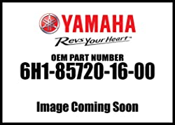 Yamaha 6H1-85720-16-00 OIL LEVEL GAUGE ASSY; 6H1857201600