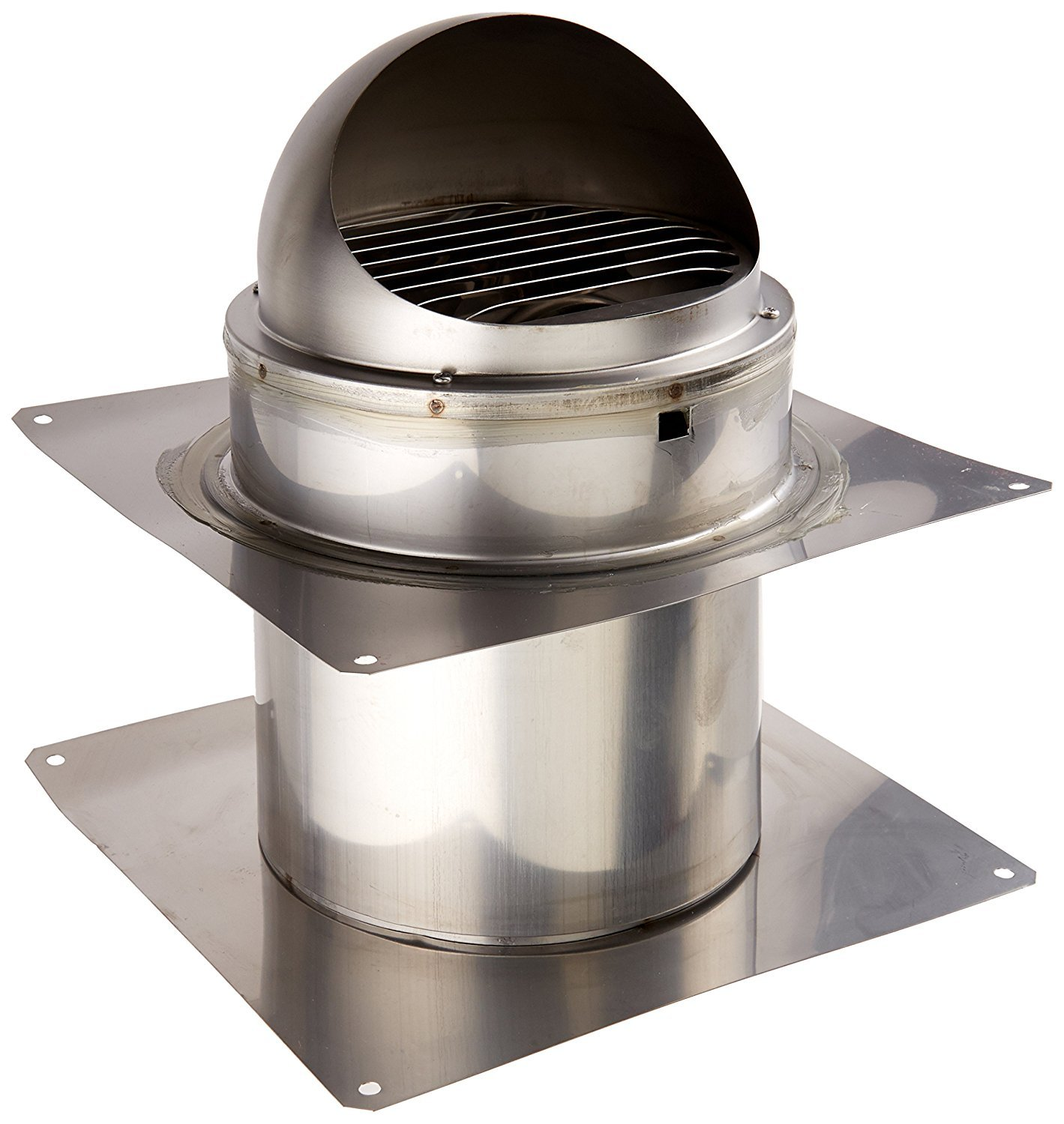 Noritz WT3-H-6 3-Inch Stainless Steel Wall Thimble for Regular Wall