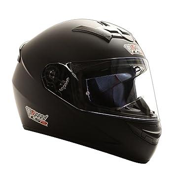 Speed Racewear LS2 Rookie FF352 Integral casco negro, mate – Edición Especial Kart & Moto