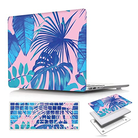 check out ca4a0 f04c9 Amazon.com: PapyHall MacBook Air 11 inch Case Plastic Shell Cover ...