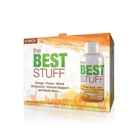 cc073eb2 Amazon.com: Juice Shots The Best Stuff: Health & Personal Care