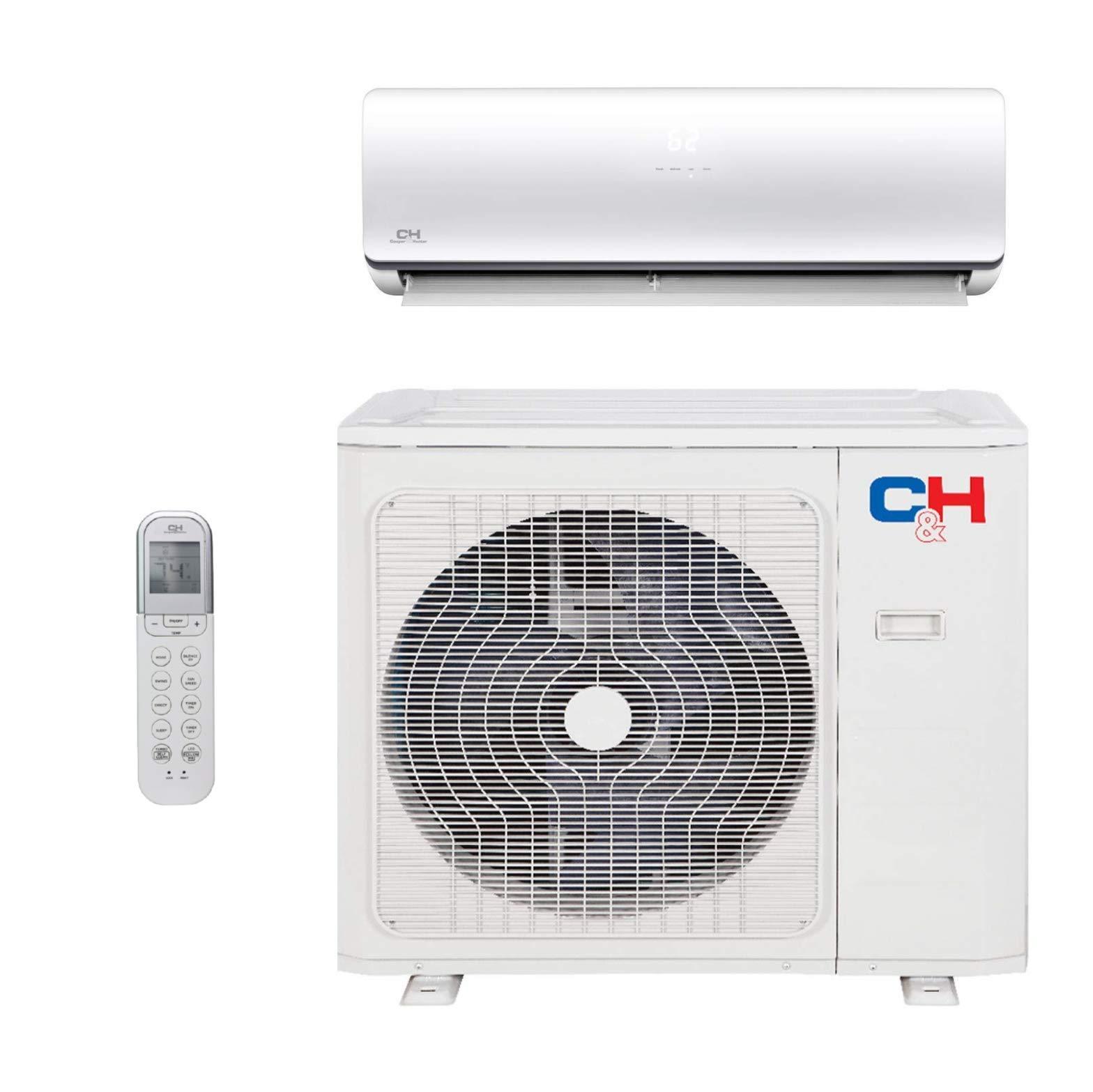 12000 Btu Mini Split Ductless Air Conditioner 22 5 Seer