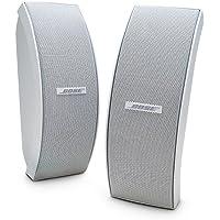 Bose Environmental Speak 151, Luidspreker Met Montagebeugels (Tot 100 Watt Versterker, 1 Paar), Wit