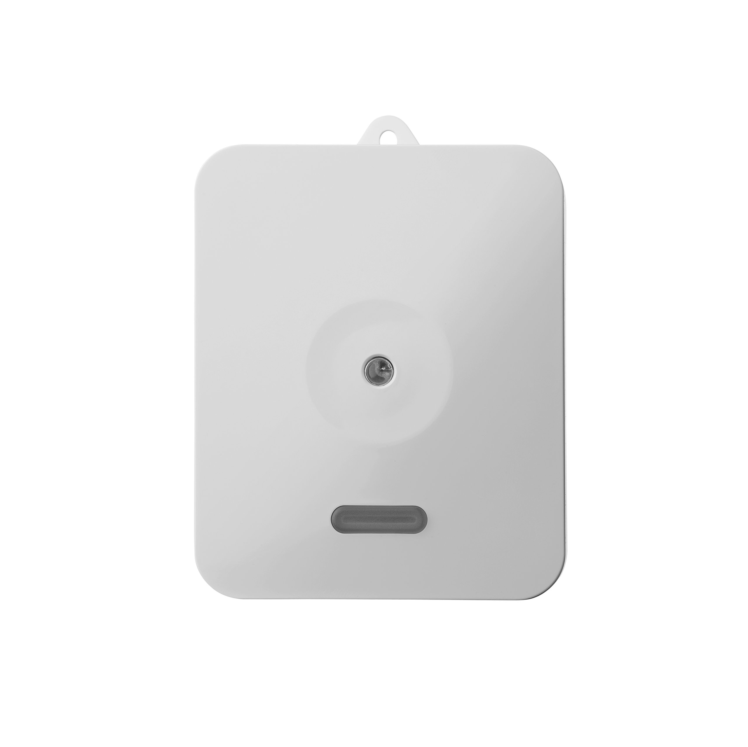 Ecolink Zwave Plus Network Security Siren, White (SC-ZWAVE5-ECO)