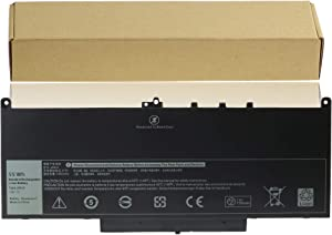 J60J5 Laptop Battery for Dell Latitude E7270 E7470 Series Notebook R1V85 451-BBSX 451-BBSY 451-BBSU MC34Y 242WD PDNM2 0MC34Y Notebook 7.6V 55WH