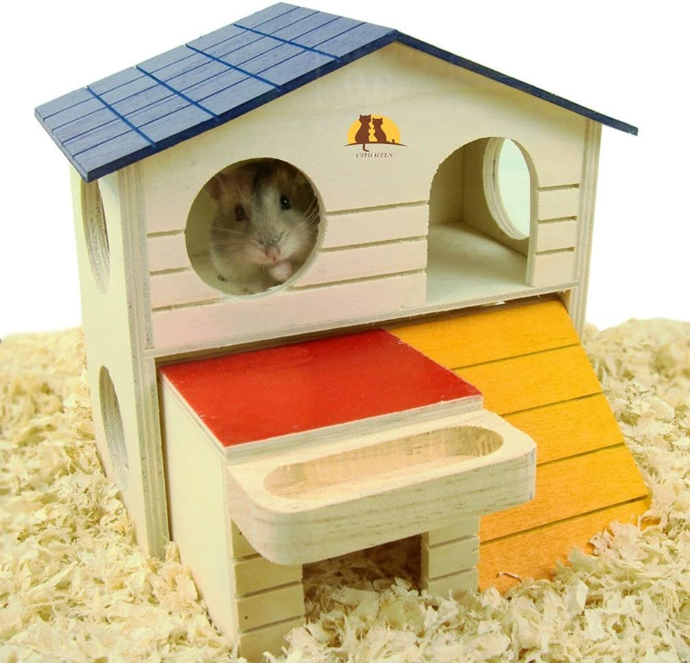 Hamster hideout,Syrian Hamster Mesocricetus auratus hideout,Squirrel hideout,Pet hideout,Bucket hideout,Small Animal hideout