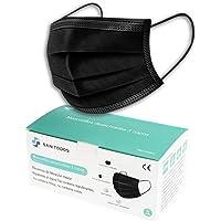 SANITODOS Mascarilla Filtrante de Protección Contra Particulares No Reutilizable Sin Válvula FFP1 NR CE 2834, Alta…
