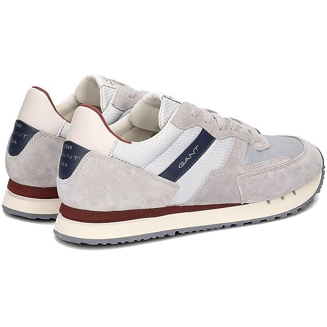 Zapatos de hombre de verano/Transpirable zapatos de lino/La versión coreana de las actuales bajo zapatillas superior/Los hombres de fondo plano.-A Longitud del pie=26.8CM(10.6Inch) Lnf5IQcuq2