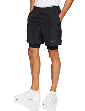 656e63d1b9b Nike Men s Challenger 2 in 1 Shorts  Amazon.co.uk  Sports   Outdoors