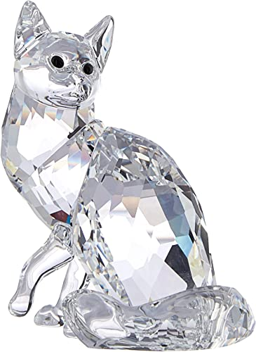 Swarovski Maine Coon Cat Figurine 5135919